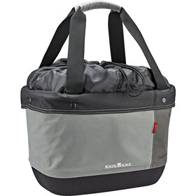 KlickFix Shopper Alingo Borsa per portapacchi, grey